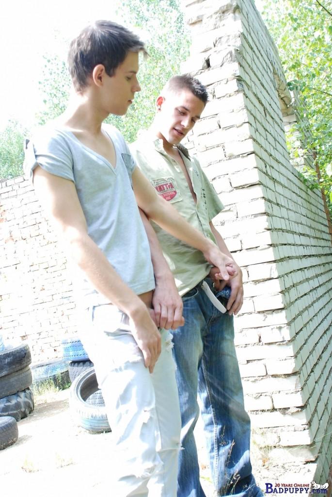 Julian Tomlinson & Jonathan Linz