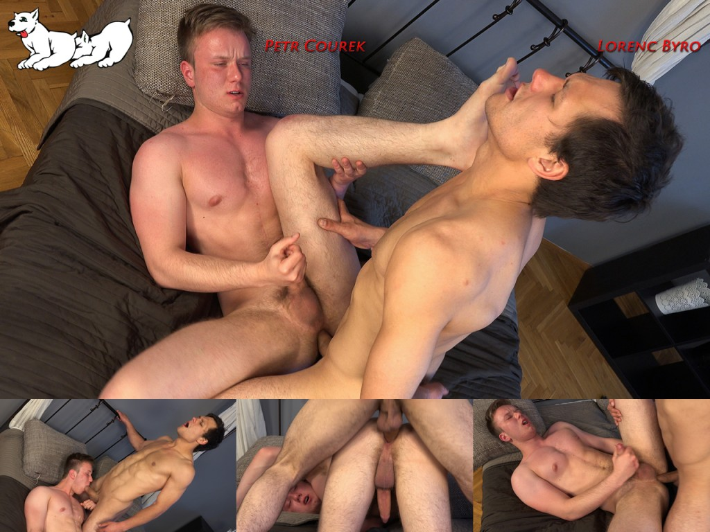 Click to see Full Size Image of Lorenc Byro and Petr Courek