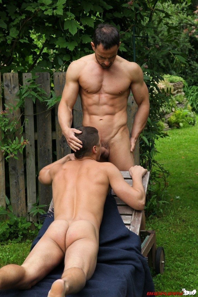 Click to see Full Size Image of Cory Davis and Martin Porter